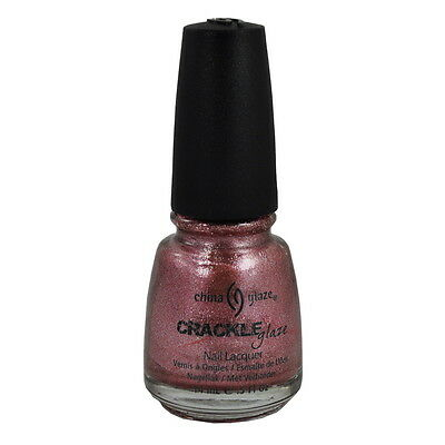 China Glaze Polish Lacquer 80765 Haute Metal 0.5floz