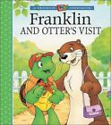 Franklin and Otter's Visit 9781553370215 by Paulette Bourgeois Hardcover