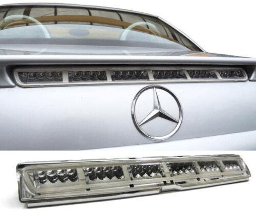 CLK W208 Bremsleuchte Klarglas chrom für Mercedes SLK R170 3
