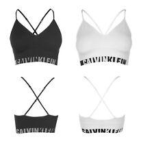 20f2483830f7c Genuine Calvin Klein Women s Bralette Longline Multiway Sports Bra 8 10 ...