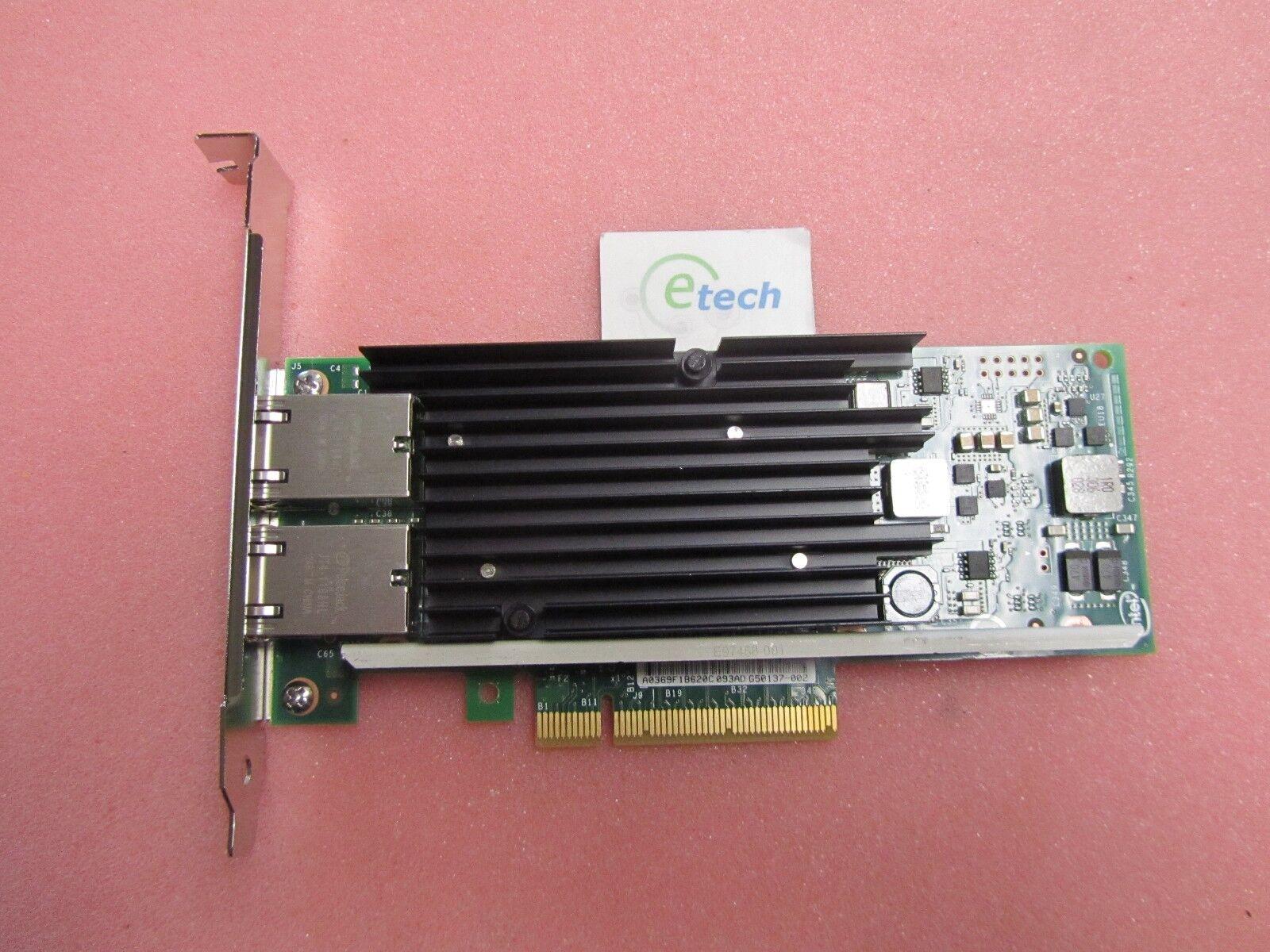 49Y7970 FRU 49Y7972 - Intel X540-T2 Dual-Port 10GBaseT Adapter for IBM System x