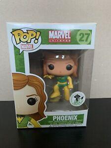 Funko POP! Marvel Phoenix #27 Emerald City Comic-Con Exclusive