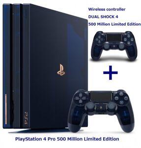 ps4 pro 500 million pre order canada