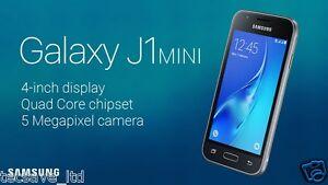 NEUF-SAMSUNG-GALAXY-J1-Mini-Single-SIM-2016-8-Go-Smartphone-J105H-Noir