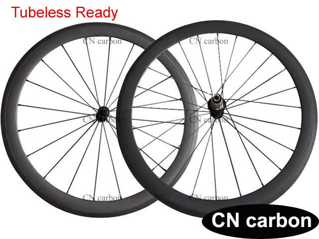 Ceramic bearing Powerway R13 hub  50mm Tubeless carbon bike  wheelset  for your style of play at the cheapest prices