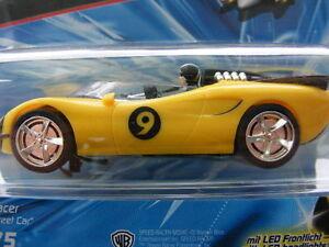 CARRERA-GO-61075-SPEED-RACER-034-Racer-X-STREET-CAR-034-Luz