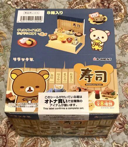 Re-ment Rilakumma Sushi Set Box