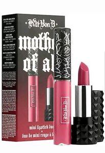 Kat-Von-D-Mother-of-All-Mini-Lipstick-Duo-Studded-Kiss-Everlasting-Liquid-Set