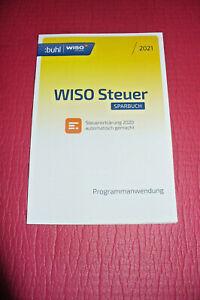 CD - WISO Steuer Sparbuch 2021 für Steuererklärung 2020 ...