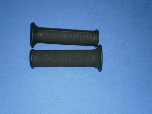 """BMW Rubber grip /""""Magura/"""" right and left closed all models 1950-1974"""