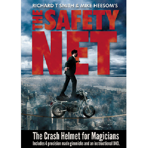Safety Net by Richard T Smith & Mike Heesom