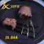 """1//6 Scale Wolverine métal griffes fit 12/"""" Logan Hugh Jackman musculaire Figure Body"""