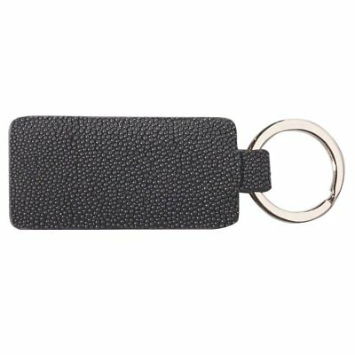 Dollar Sign Leather Key chain crafted Gun Metal Hardware Hanging claw lock JTC