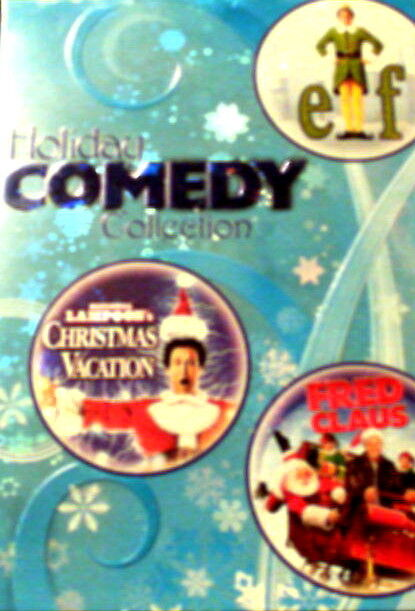 3 CHRISTMAS Movies National Lampoon's CHRISTMAS VACATION