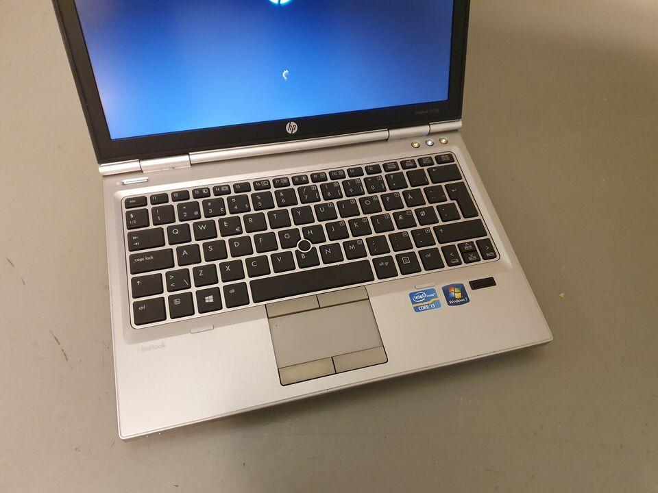 HP Elitebook 2570p, Core i3 - 2,4 GHz, 4 GB ram