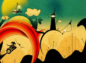 lighthouse-Canvas-Wall-Art-Picture-Print-VARIOUS-SIZES