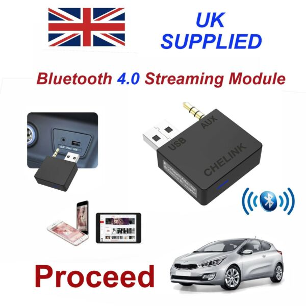 For KIA Proceed Bluetooth Music Streaming module Galaxy S6 7 8 9 iPhone 6 7 8 X