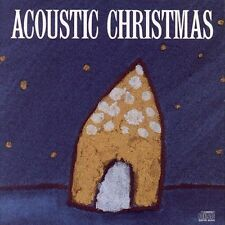 Acoustic Christmas by Various Artists CD T Bone Burnett, Hooters, Harry Connick
