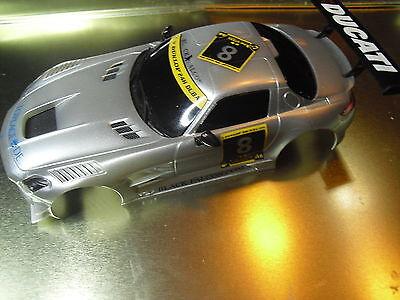 Spielzeug Symbol Of The Brand Scx Karosserie Mercedes Benz Sls Amg Gt3 Ducati Neue 1/32 Shrink-Proof