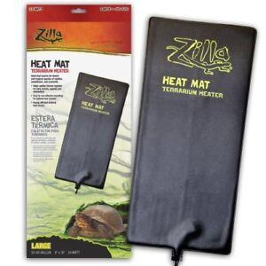 Zilla Reptile Terrarium Heat Mats Large 24 Watt
