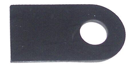 6257 Massey Ferguson Gasket 300 Lower Rear Window Latch PACK OF 1