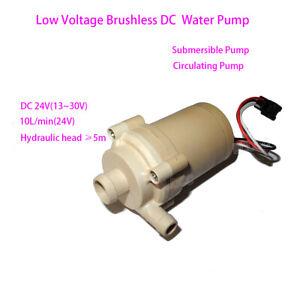 DC-24V-Mini-Brushless-Water-Pump-Submersible-Pump-Circulation-Pump-Solar-Pump-FY