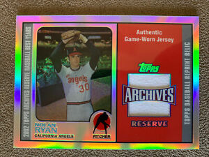 2002-Topps-Archives-Reserve-Nolan-Ryan-Game-Used-Jersey-Los-Angeles-Angels