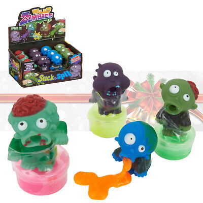NOISY PUTTY BIN Toy Kids Party Bag Christmas Stocking Filler FART Prank Gag Gift