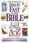 Find it Fast in the Bible by Thomas Nelson (Paperback, 2000)