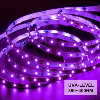 5m Uv Lighting Black Light Bar Body Paint Lamp Bead Blacklight Party Decor Ebay