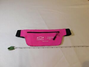 Chevrolet-Chevy-pink-Breast-American-cancer-waist-running-hip-bag-fanny-pack