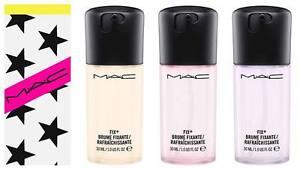 MAC Cosmetics PREP + PRIME FIX Setting Spray 30mL (Rose Coconut ...