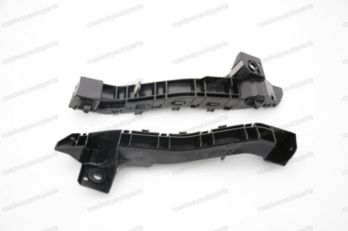 1Pair Front Bumper Side Retainer Bracket Support For Subaru Forester 2009-2012