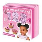 Pretty Princess 123 by Gail Daniels (Board book, 2014)