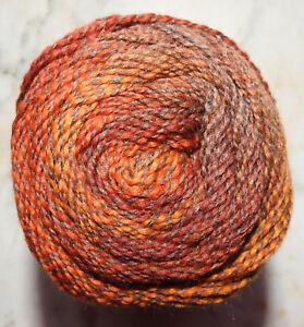 100g-Sockenwolle-Lana-Grossa-Meilenweit-Doppio-Terracottatoene