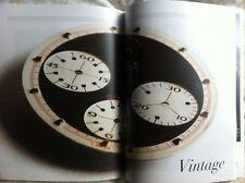 REVO watch magazine Issue ROLEX DAYTONA PAUL NEWMAN COMPLETO Guide + Tatuaggio modelli