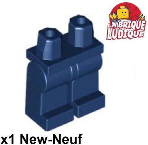 Lego 1x figurine minifigurine jambe Hips and Legs bleu f//dark blue 970c00 NEUF
