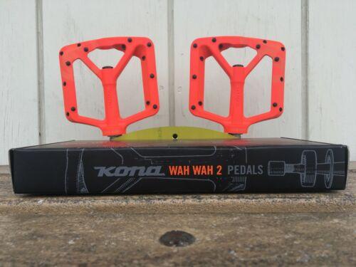 Multiple Colors Kona Wah Wah 2 MTB Composite Pedals