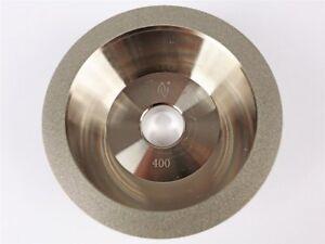 Diamant-Schlei<wbr/>fscheibe in Schüsselform  Grid 400 (fein), Modell 11C9