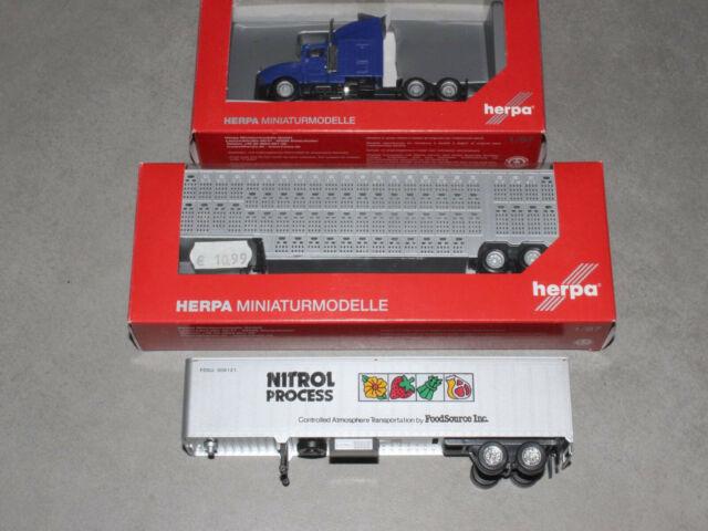 HERPA//ALBEDO US Truck REIFEN RADSATZ Chrom USA DOPPELBEREIFUNG 12 STK 1:87 Rad
