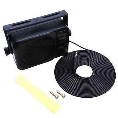 Mini External Speaker NSP for Yaesu for Kenwood for ICOM for Motorola Ham Radio CB Hf Transceiver External Speaker
