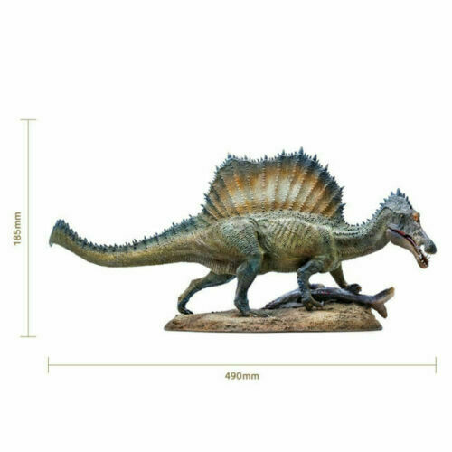 PNSO Spinosaurus Onchopristis Figure Dinosaur Model Toy Collector Decor Gift