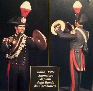 à Condition De Ss La Fortezza 54 Mm - Suonatore Di Piatti, Banda Dei Carabinieri (italia, 1997) éLéGant Et Gracieux