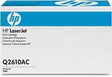 Original HP Toner Q2610AC Q2610A für LaserJet 2300 neu B