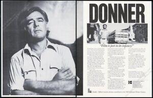1979-Richard-Donner-photo-Kodak-Eastman-5247-movie-film-vintage-trade-print-ad