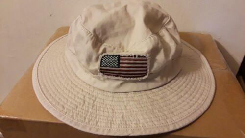 Panama jack fishing hat US FLAG  LARGE//PJ184-ASST