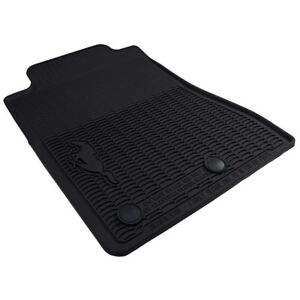 Ford Genuine OEM All Weather Rubber Floor Mat Set - For ...