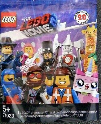LEGO-Minifigures The Lego Movie 2 x 1 torse pour la pastèque Dude partie