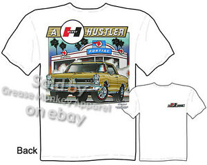65-GTO-T-Shirts-Hurst-Hustler-1965-Pontiac-Shirts-Muscle-Car-Clothing-Tee