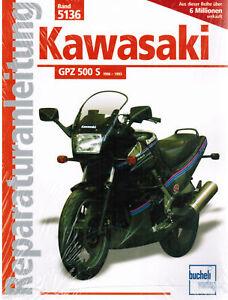 LIBRO-MANUAL-DE-REPARACIONES-KAWASAKI-GPZ-500S-GPZ500S-BJ-1986-1993-BD-5136